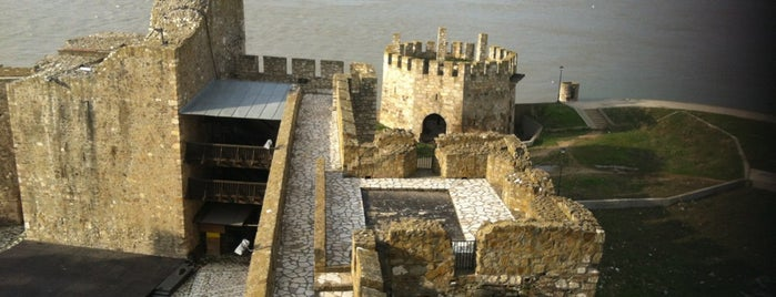 Smederevska tvrđava is one of visit again.