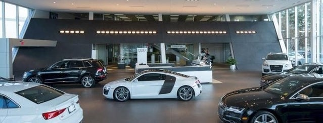 Audi Marietta is one of Locais curtidos por ATL_Hunter.