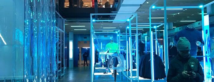 Nike Soho is one of NYC Shopping.