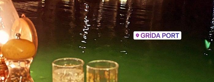 Grida Port is one of Lugares favoritos de S.