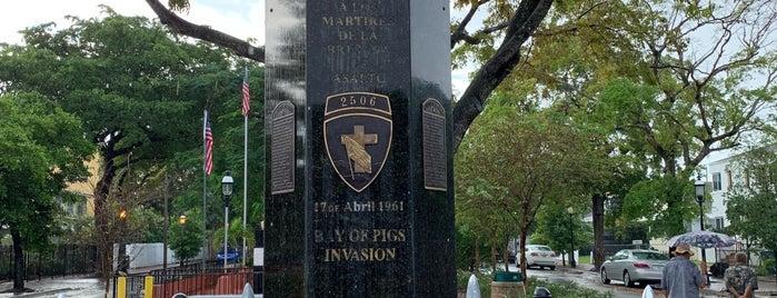 Bay Of Pigs Monument is one of สถานที่ที่ Lindsaye ถูกใจ.