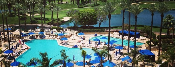 JW Marriott Desert Springs Resort & Spa is one of Sagy : понравившиеся места.