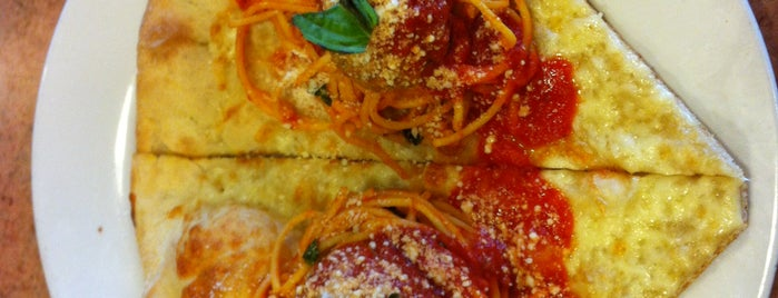 Giusseppe's Pizza & Fine Italian Food is one of Pat's top pizza spots.