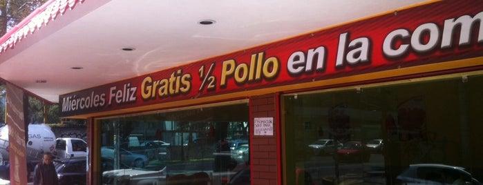 Pollo Feliz is one of Locais salvos de DancingAlexis.