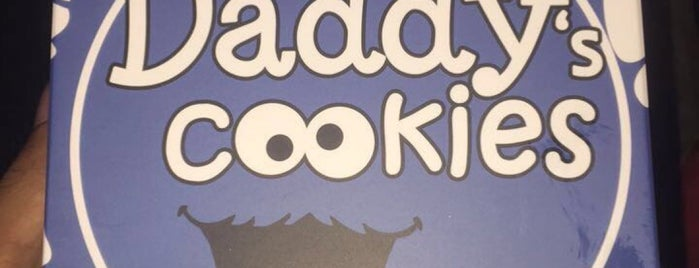 Daddy's Cookies is one of สถานที่ที่บันทึกไว้ของ Mohammed.