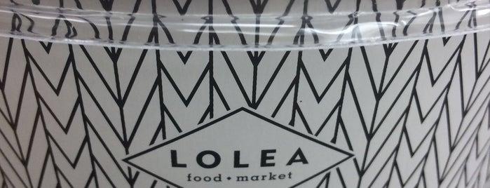 Lolea is one of Locais curtidos por Victoria.