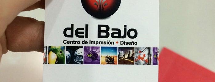 Del Bajo - Centro de Impresión is one of Posti salvati di Rodrigo.