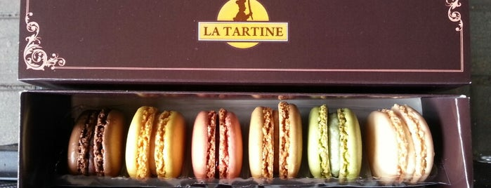 La Tartine is one of To try.