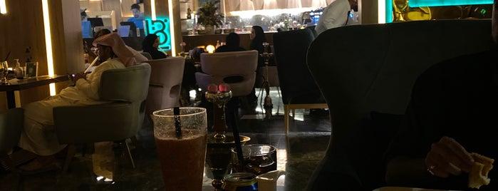 la beaute lounge is one of Riyadh.