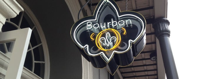 "Bourbon ""O"" is one of NOLA."