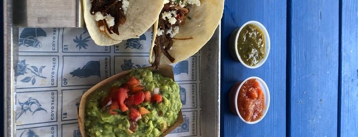 Coyo Taco is one of MIAMI.