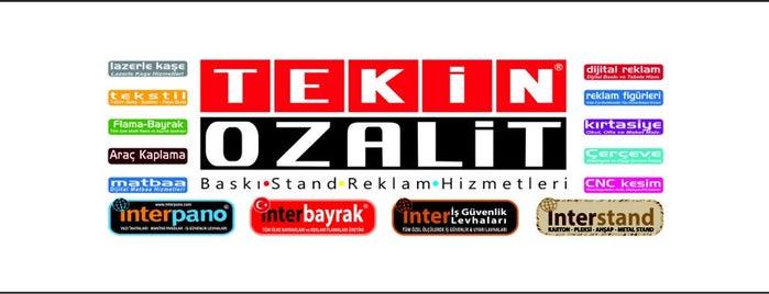 Tekin Ozalit Bahçeşehir is one of Posti che sono piaciuti a Goksu.