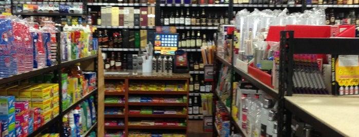 Maria's Market Place & Liquor is one of Good Spirit Spots.