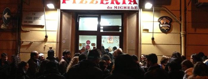 L'Antica Pizzeria da Michele is one of Travel.