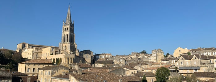 St.Emilion, France is one of Orte, die Kevin gefallen.
