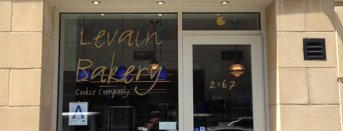 Levain Bakery is one of New York City.