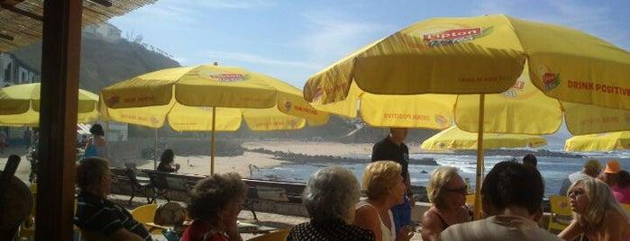 Café da Praia da Baleia is one of Restaurants.