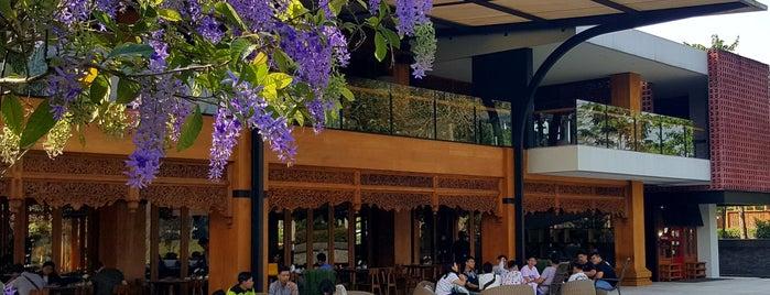 Djati Lounge is one of Orte, die Ragatnia gefallen.