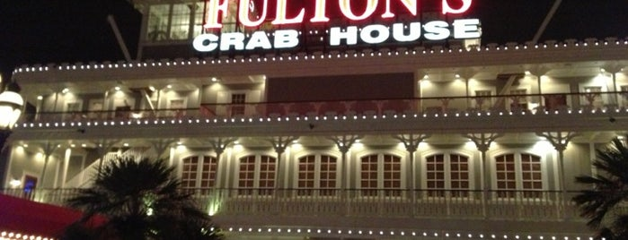 Fulton's Crab House is one of Downtown Disney Guide by @bobaycock.