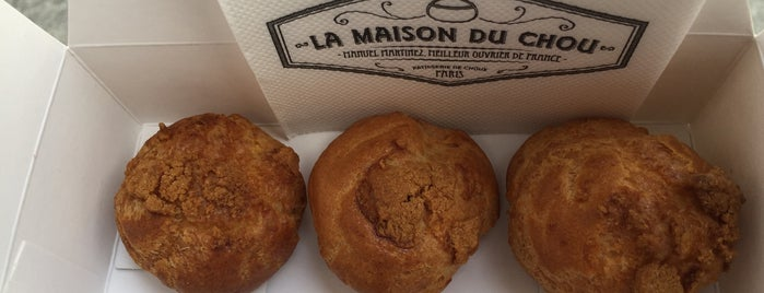La Maison du Chou is one of Paris To Do List.