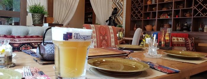 Барашка ресторанчик от души is one of Locais curtidos por Alexander.
