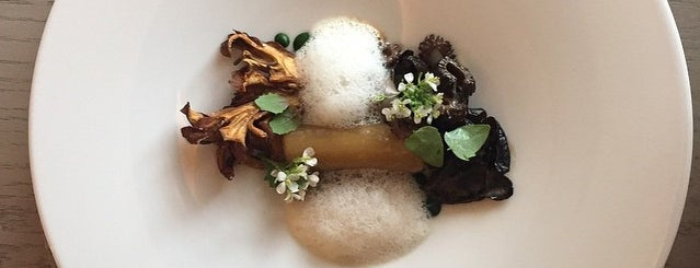 Juni is one of NYC's 2016 Michelin-Starred Restaurants.