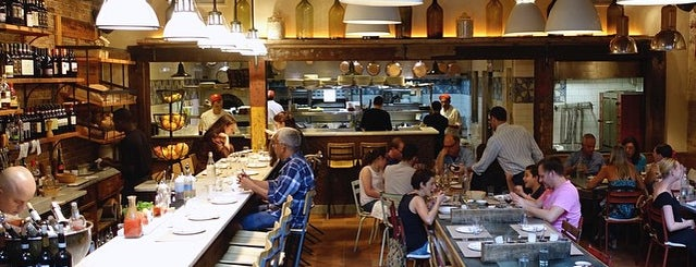 Il Buco Alimentari & Vineria is one of Dicas Manhattan Connection.