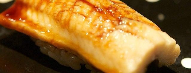Sushi Nakazawa is one of Sushi in my Belly.
