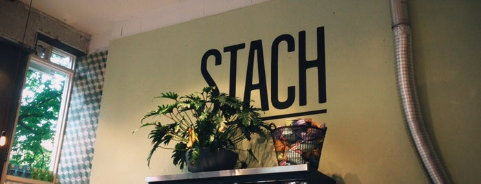 STACH food is one of My favorites in Amsterdam.