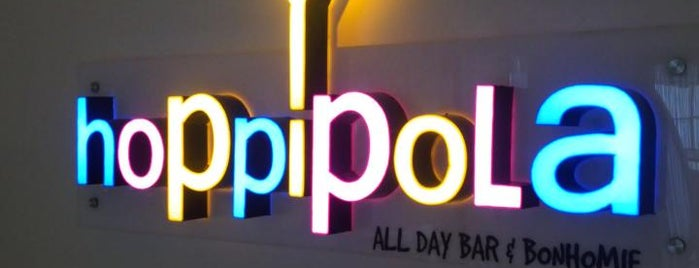 Hoppipola - All Day Bar & Bonhomie is one of Pubs.