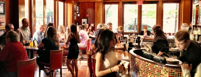 Nicola's Ristorante is one of Dallas Restaurants.