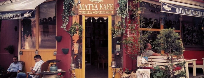 Matya Kafe is one of done.