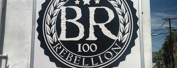 Brew Rebellion is one of Breweries.