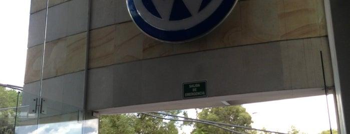 Volkswagen is one of Locais curtidos por Sergio.