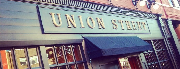 Union Street Saloon is one of The Dirty D.