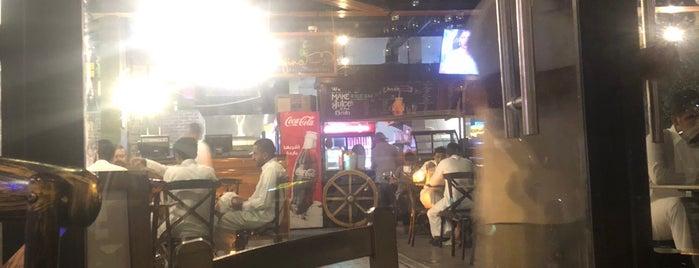 Rojina Restaurant & Cafe is one of Mohammad'ın Kaydettiği Mekanlar.