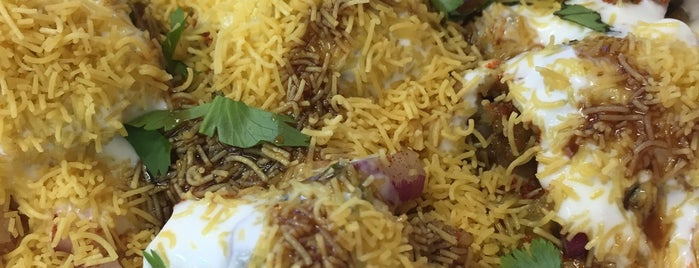 Annapoorna is one of Silicon Valley Eats.