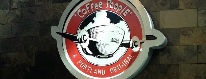 Coffee People is one of Posti che sono piaciuti a Steve.