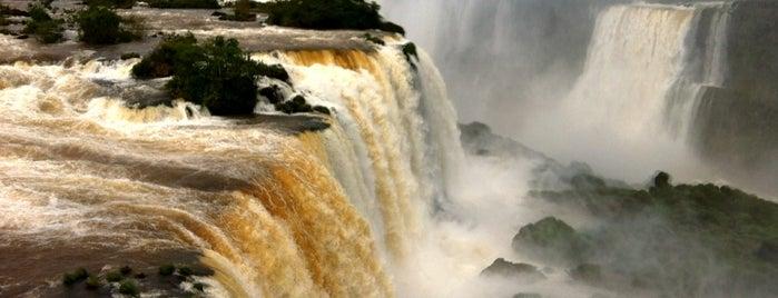 Parque Nacional Iguazú is one of Foz do Iguaçu.