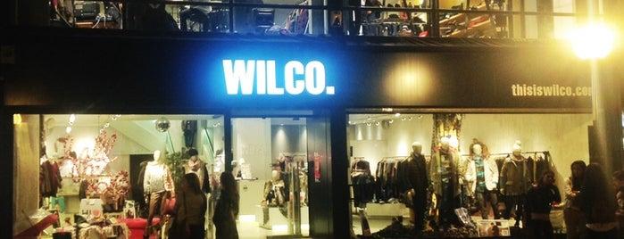 WILCO is one of Locais curtidos por Andoni.