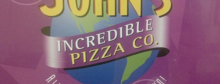 John's Incredible Pizza Company is one of KID FRIENDLY.