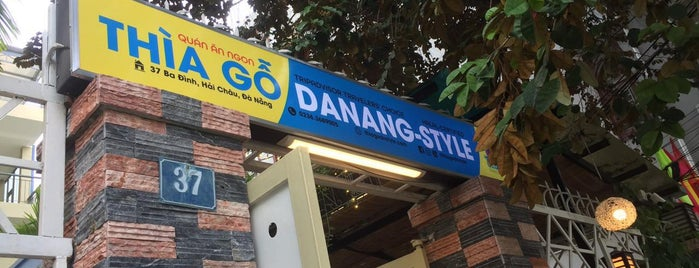 Thia Go Danang-style restaurant is one of Da Nang.