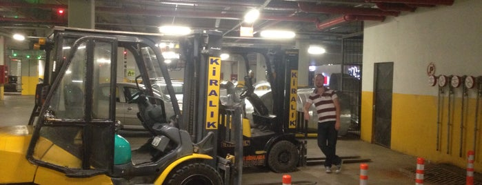 Şaşmaz forklift kiralama is one of Mehmet 님이 좋아한 장소.