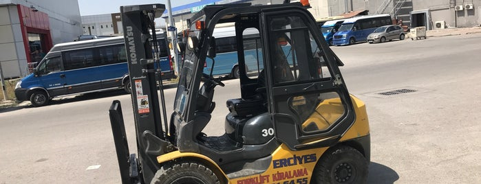 Forklift Kiralama Eryaman is one of Mehmet 님이 좋아한 장소.