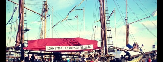 Kauppatori is one of Helsinki.