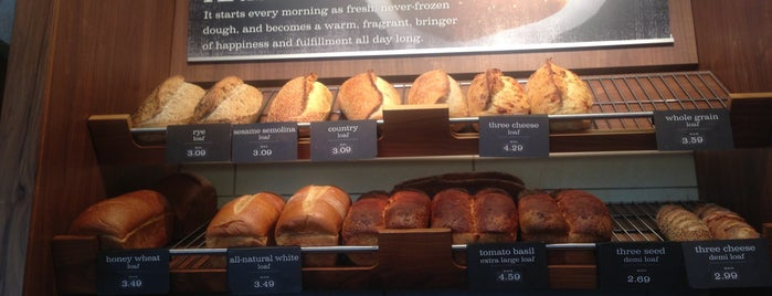 Panera Bread is one of FOOD in Dallas-Ft Worth Metroplex.