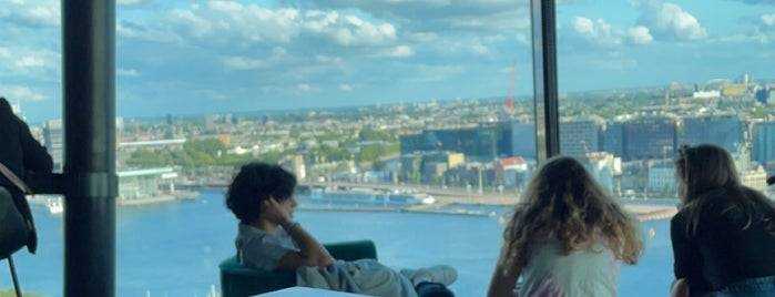 A'DAM Lookout is one of Best of Amsterdam.