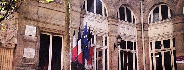 Mairie du 4e arrondissement is one of Posti che sono piaciuti a Boris.