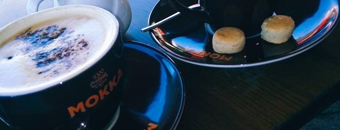 Cafe Mokka is one of انطاليا.