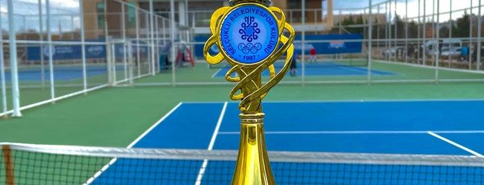 Selçuklu Tenis Kulübü is one of Locais curtidos por LawArt.